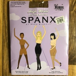Nude High Waisted Spanx